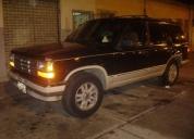 Venta de ford explorer 91... automatico