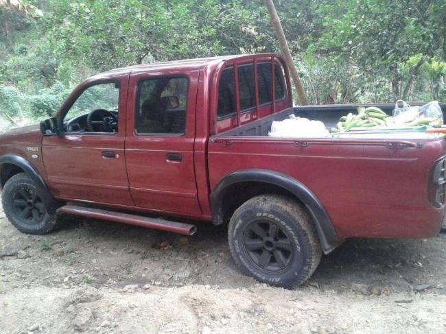 vendo o cambio Excelente ford ranger 2006 44