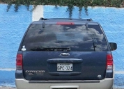 Vendo ford expedition 2006 full. contactarse.