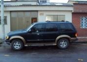 Vendo ford explorer xlt ilimitada 1999, contactarse.