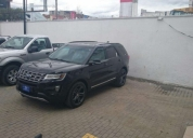 Excelente ford explorer ford edge ford escape nuevos.