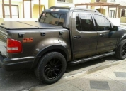 Ford explorer sportrac flamante 4 x 4. contactarse.