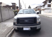 Vendo ford f150 4x4 2012 flamante, contactarse.
