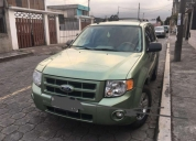 Excelente ford escape híbrido  2010