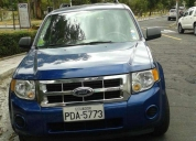 Excelente ford escape 2008 azul, 89000km.