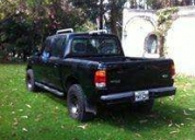 Oportunidad camioneta Nissan 2.4 cabina doble 2007 4x2