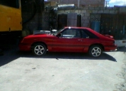 Excelente ford mustang gt version turbo 79