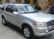 Ford explorer 2007, 4x4 full equipo.