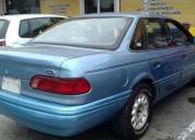 Se vende lindo auto ford taurus todo original, contactarse.