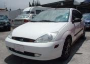 Vendo ford focus 2001 cero choques
