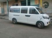 Excelente cherry vans pass 2014 al dia matriculado