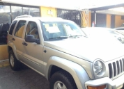 vendo jeep liberty 2005