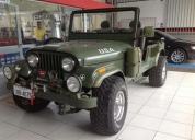 Excelente jeep cj8 4x4 full