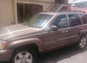 Excelente jeep grand cherokee 2001