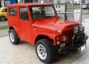 Excelente jeep suzuki hormiga 4x4