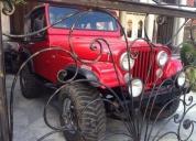 Excelente clásico jeep renegade cj5 año 1974