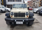 Excelente jeep wrangler sport