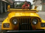 Vendo o cambio jeep cj7 motor 2200