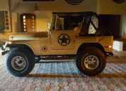 Excelente jeep cj 5 restaurado