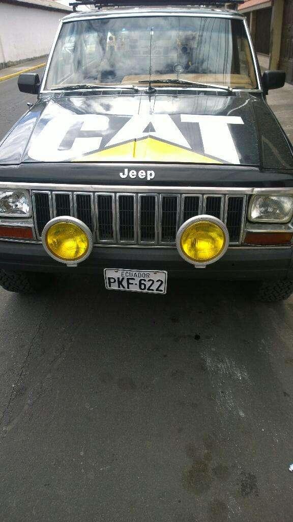 Vendo Excelente Jeep Cherokee Xj Año 87