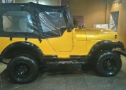 Se vende excelente jeep willys 1964