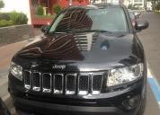 Vendo jeep compass ediciÓn limitada 2012,buena oportunidad!