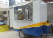Ventas foot truck nuevo