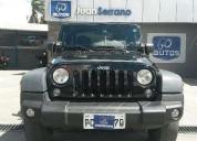 Jeep Wrangler 2015 43316 kms
