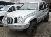 Oportunidad!. jeep liberty limited 4x4 2002