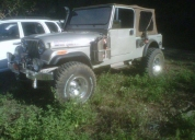 Oportunidad! jeep cj8 4x4