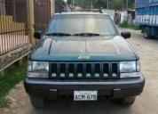 Bbuena oportunidad! jeep grand cherokee