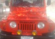 Excelente jeep zusuki hormiga