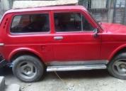 Excelente lada jeep rusia