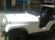 Excelente jeep willys cj 5 1975