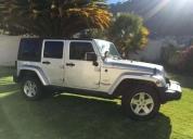 Excelente jeep wrangler unlimited sahara