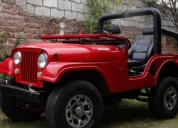 Vendo o cambio jeep willys 1964,contactarse.
