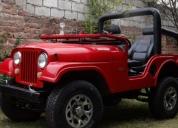 Vendo o cambio jeep willys 1964,contactarse.
