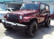 Vendo jeep wrangler 4x4