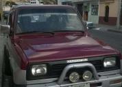 Jeep feroza daihatsu 4x4. linda oportunidad!