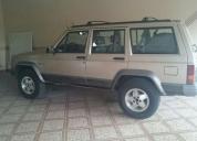 Excelente jeep, cherokee laredo, año 1996, 4x4.