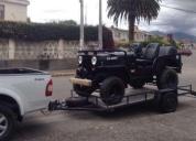Vendo excelente jeep willys