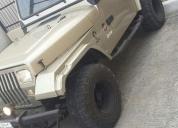 Excelente jeep 4x4 doble transmicion idraulico.
