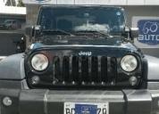 Excelente jeep wrangler rubicon 2013