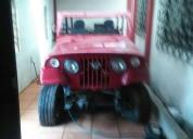 Excelente jeep comando