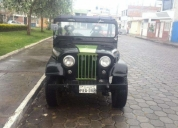 Excelente jeep willys cj 1975