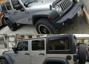 Oportunidad!. jeep wrangler 4x4 at