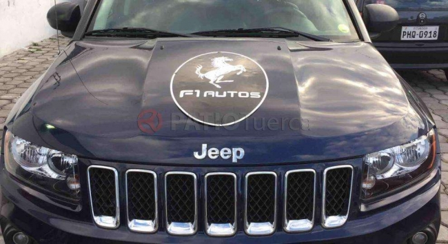 Excelente Jeep Compass Limited 2015