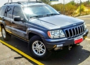 Flamante grand cherokee limited.