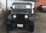 Excelente jeep willys m38a1 clásico