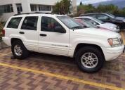 Excelente jeep gran cherokee 2001